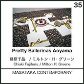 Pretty Ballerinas Aoyama
